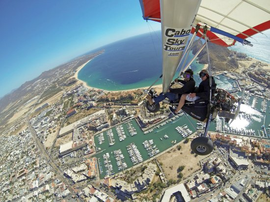 Cabo Sky Tours: One of the fabulous photos I have to treasure from my flight!