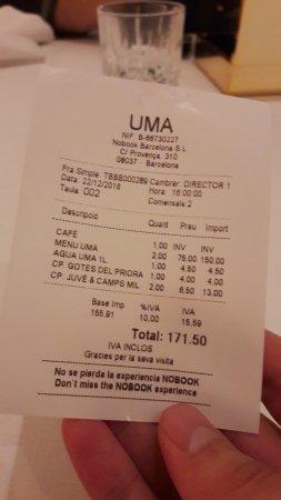 Restaurante uma en barcelona con cocina fusi n - Restaurante umo barcelona ...