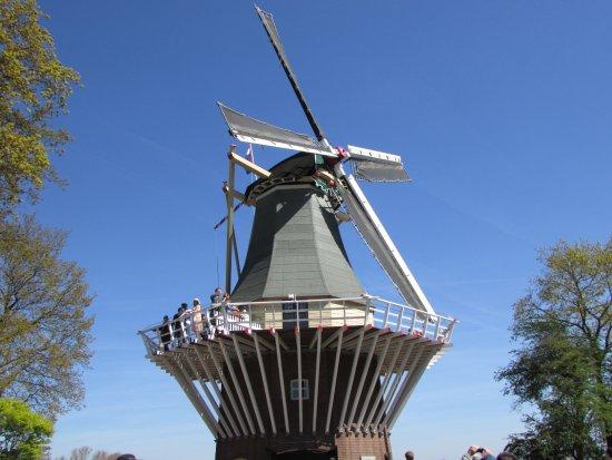 Lisse, Niederlande: мельница