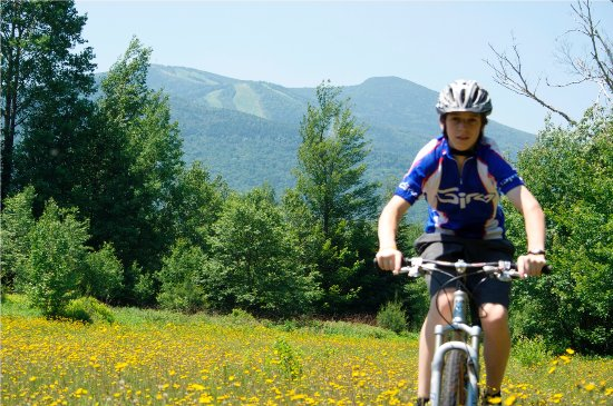 Waterville Valley, NH: Miles of trails