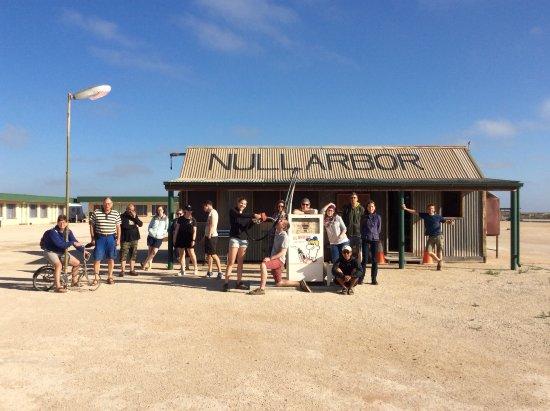 Port Lincoln, Avustralya: Doing the iconic Nullabor plain