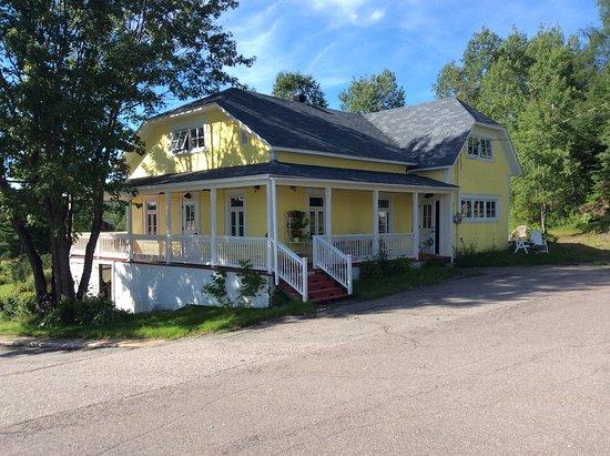 Gîte Le Presbytère de Lac-Édouard