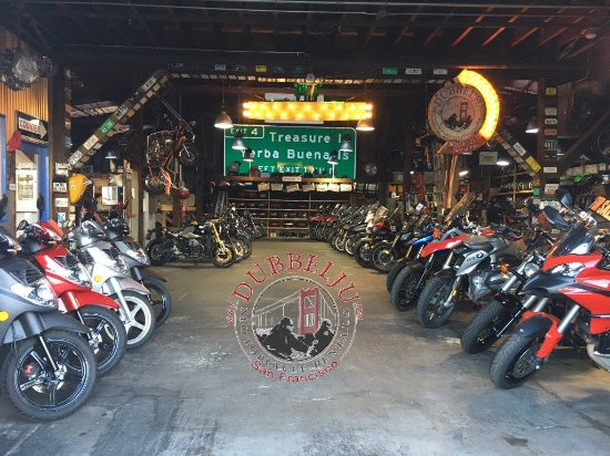 San Francisco Motorcycle >> Dubbelju Motorcycle Rentals San Francisco Kalifornia