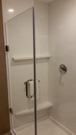 Butte, MT: wonderful shower stall