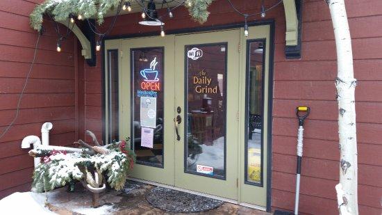Philipsburg, MT: front door