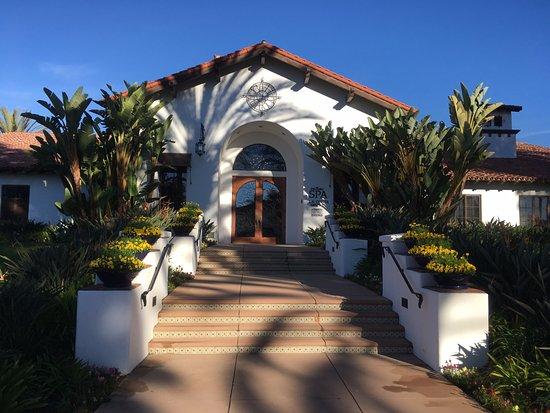 Omni La Costa Resort and Spa: Spa Entry