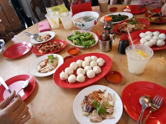 Eejiban Chicken Rice Ball Halal Melaka Restaurant Reviews Photos Phone Number Tripadvisor