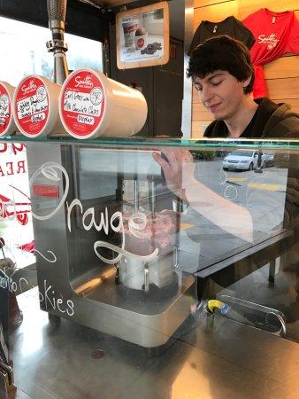 Smitten Ice Cream Marina smitten ice cream, san francisco - 432 octavia st, hayes valley