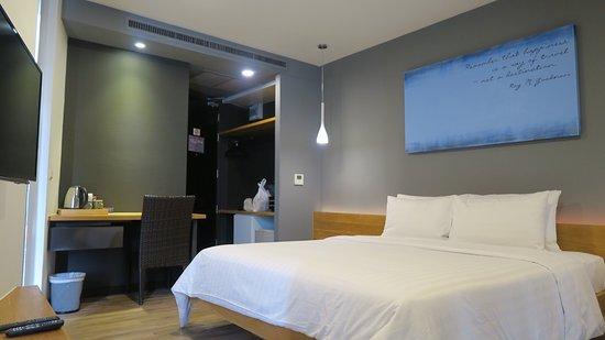 kalm bangsaen hotel 70 9 2 prices reviews. Black Bedroom Furniture Sets. Home Design Ideas