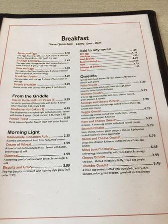 Woodward, OK: Breakfast