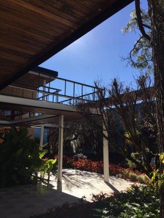 Hotel Bo: Vista parcial de la terraza