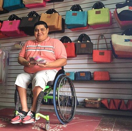 Yucatan, México: Moises Poot
