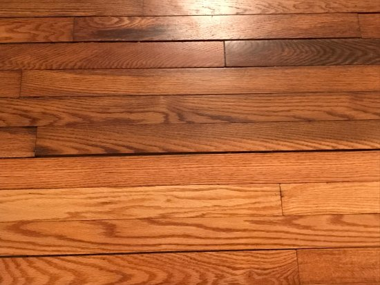 buckled floor board that i stubbed my toe on picture of inn at