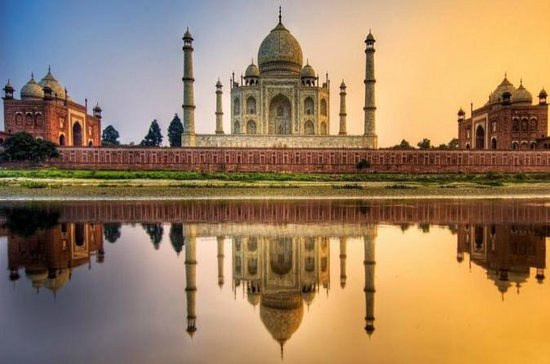 4-Day Private Golden Triangle: Agra...
