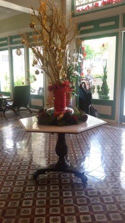 The Majestic Malacca: Christmas decoration