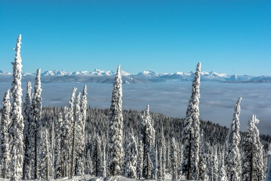 Silver Star, Canadá: Another shot of the Monashee Mountains