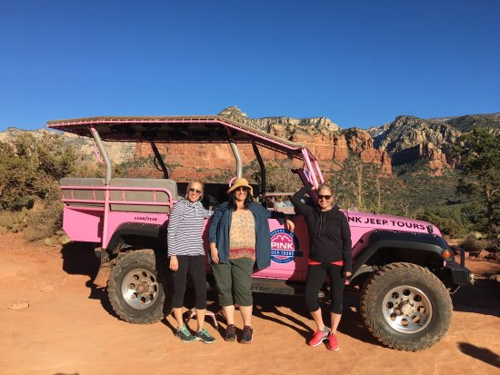 Photo1 Jpg Picture Of Pink Jeep Tours Sedona Sedona