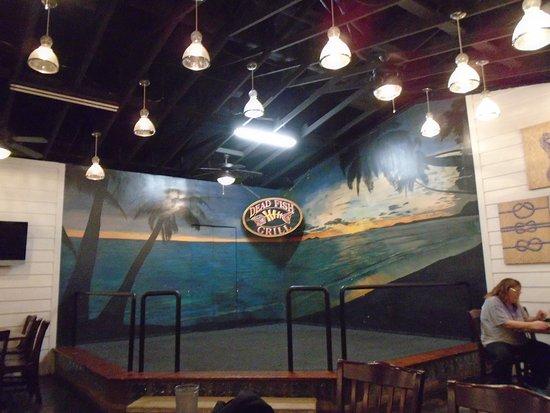 Belton, TX: Dead Fish Grill