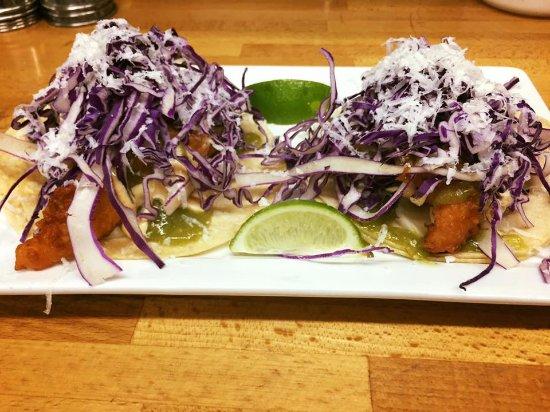 Goldendale, Etat de Washington : Fish tacos