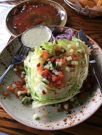 Libertyville, IL: Green Goddess Salad