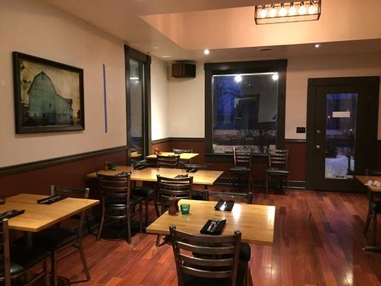 Goldendale, Etat de Washington : Dining room