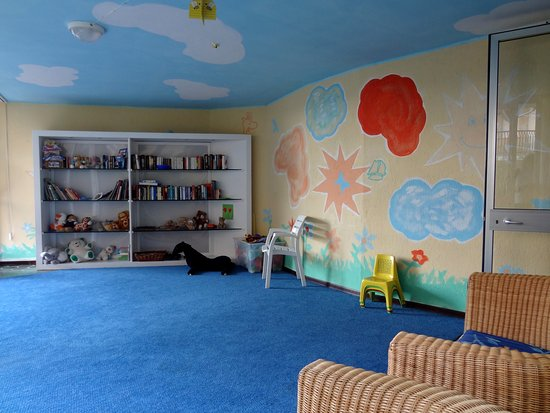 Sala Giochi Per Bambini : Sala giochi per bimbi piccoli bild von hotel playa blanca duna