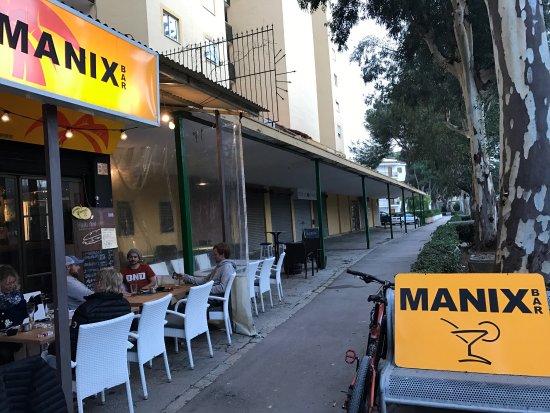 Manix Bar