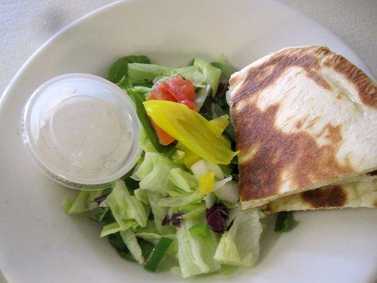 Hermitage, TN: House salad