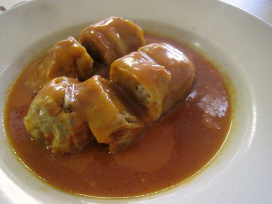 Hermitage, TN: Sarma (stuffed cabbage)