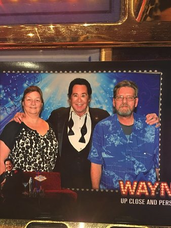 Our vip tickets picture of wayne newton up close and personal wayne newton up close and personal vip meet and greet sweetheart m4hsunfo