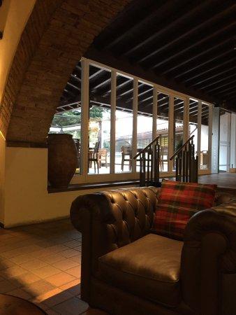 Restaurante bar golf en sant cugat del vall s con cocina pasta y pizzer a - Spa sant cugat ...