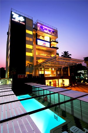 """excellent hotel"""" near cochin airport. - review of diana heights"""