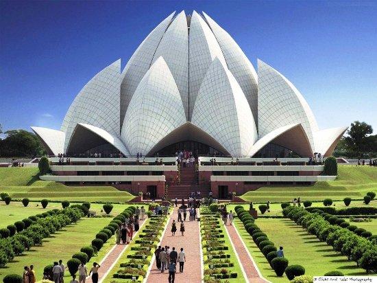 Lotus Temple New Delhi Picture Of Travel Creators Of