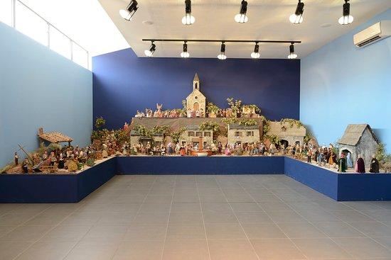 Pierrefeu-du-Var, Frankrike: Exposition de santons