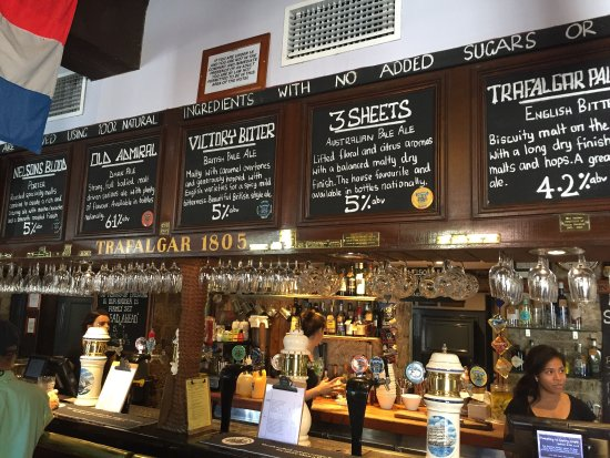 The Lord Nelson Brewery Hotel: photo0.jpg