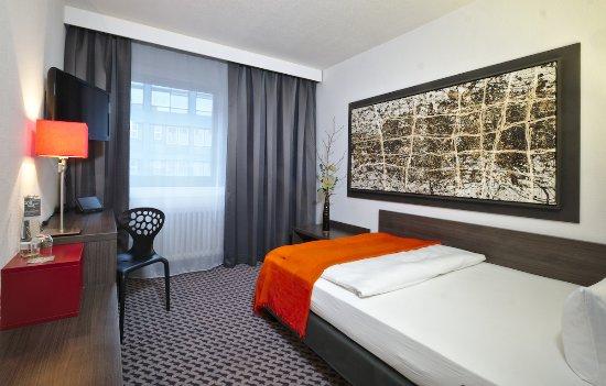 art & business Hotel: Einzelzimmer Comfort