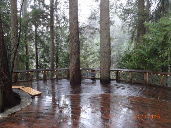 Kuzey Vancouver, Kanada: Invitation à poursuivre...