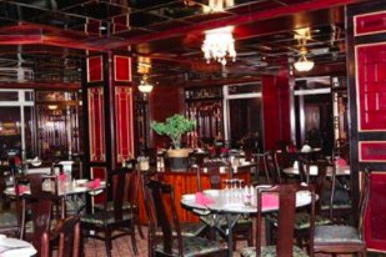 Leixlip, Irlande : oure restaurant in side