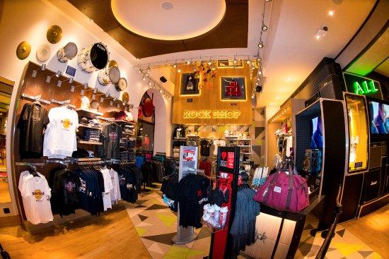 Frankfurt shop hard rock Hard Rock