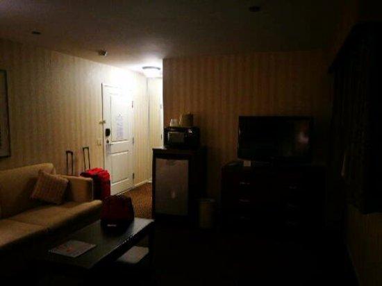 BEST WESTERN PLUS Carpinteria Inn : Room view