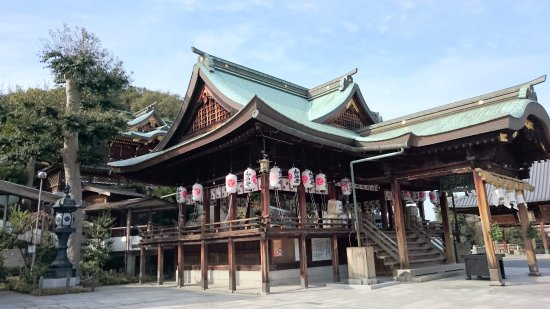Iwasewo Hachimangu Shrine
