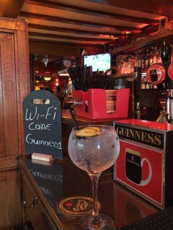Jerry Flannerys Bar Catherine Street: photo1.jpg