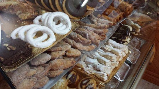 Capileira, Spania: Dulces típicos