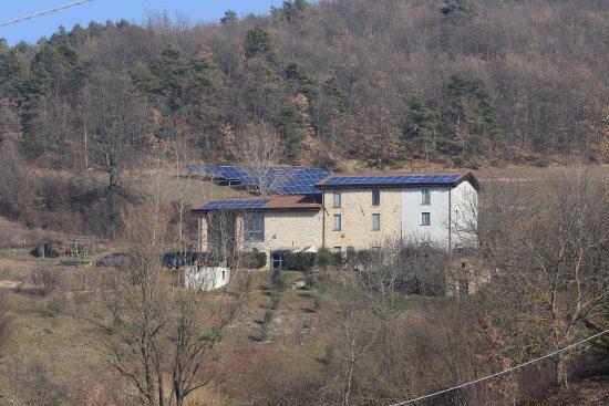 Pellegrino Parmense, İtalya: Casolare del 1600 ristrutturato