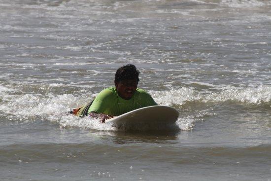 Βελιγκάμα, Σρι Λάνκα: наш Манжу