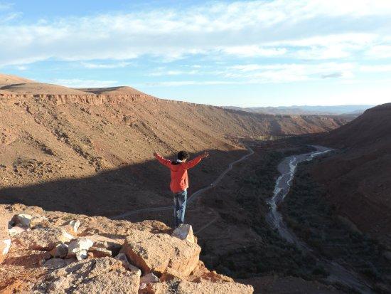 Область Марракеш-Тенсифт-Эль-Хауз, Марокко: Nuestro guía Hamid