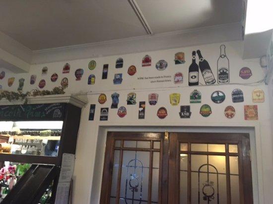 The Lincoln Arms Pub: Ales