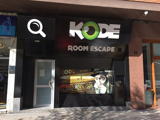 Kode Room Escape