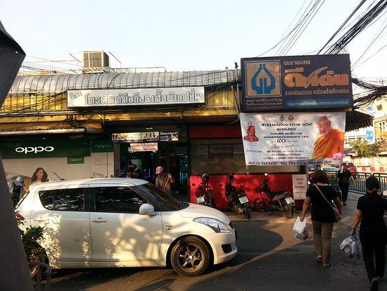 Ying Charoen Market