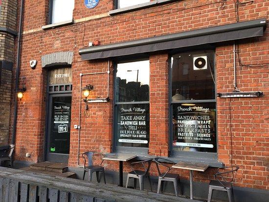 Hope Street Cafe Belfast